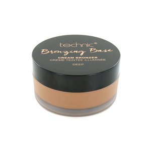 Bronzing Base Cream Bronzer - Deep