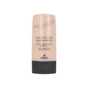 By Ellen Betrix Soft Resistant Make Up Foundation - 4 Bronze (0)