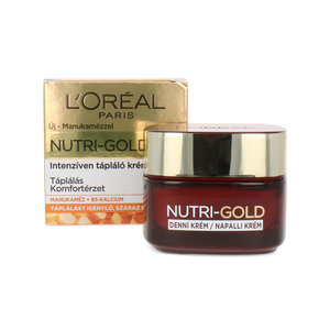 Nutri-Gold Extra Nourishing Tagescreme (Slowakischer Text)