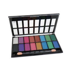 16 Colours Lidschatten Palette - 2