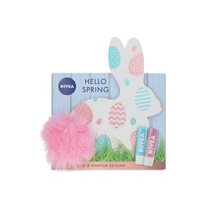 Hello Spring Lip Balm Duo Geschenkset