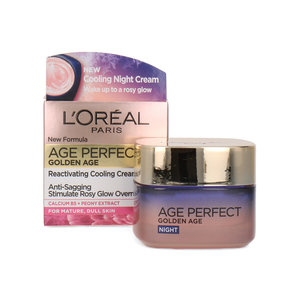 Age Perfect Golden Age Reactivating Cooling Nachtcreme