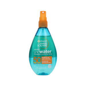 Ambre Solaire UV Water Sonnenschutzspray - 150 ml (LSF 50)