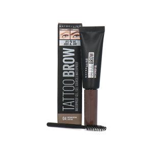 Tattoo Brow Waterproof Augenbrauengel - 04 Medium Brown