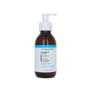 Thirsty Mood Quenching Cleansing Cream - 140 ml