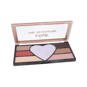 Love The Revolution Eyeshadow & Highlighter Palette
