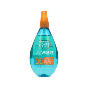 Ambre Solaire UV Water Sonnenschutzspray - 150 ml (LSF 30)