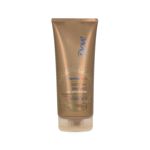 Dove Derma Spa Summer Revived Bodylotion With Self-Tanners 200 ml - medium-dark