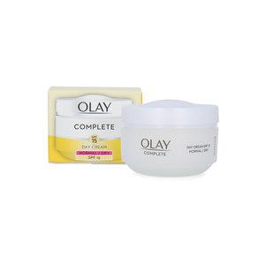 Complete Tagescreme - 50 ml (Für Normale bis trockene Haut)