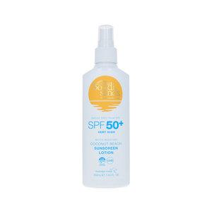 Broad Spectrum Sonnenschutzspray - 200 ml (LSF 50+)
