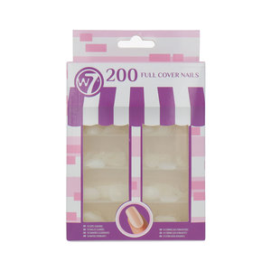 200 Full Cover Nails - Square