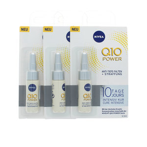 Q10 Power Deep Wrinkle Concentrate Serum - 3 x 6,5 ml
