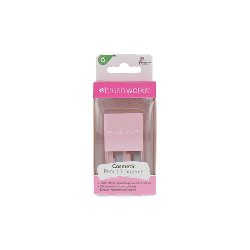 Brushworks Beauty Anspitzer - Pink