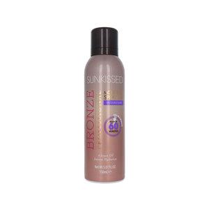 Moisturizer Spray Tan - Medium-Dark (150 ml)