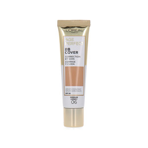 Age Perfect BB Cover Cream - 06 Medium Honey (LSF 50)