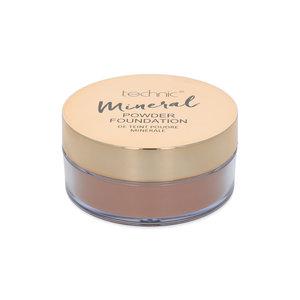 Mineral Powder Foundation - Honey