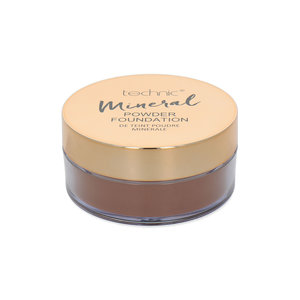 Mineral Powder Foundation - Chestnut