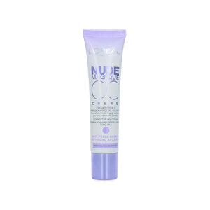 Nude Magique CC Cream - Anti-Dulness (Italienischer Tekst)