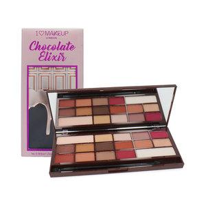 I Love Makeup Lidschatten Palette - Chocolate Elixir