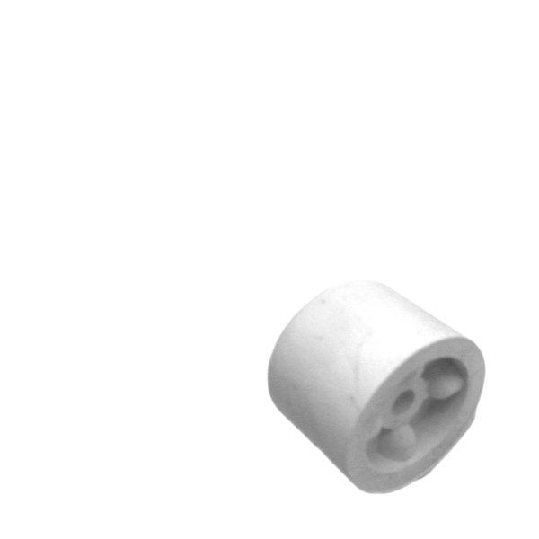 Deurbuffer 25mm wit