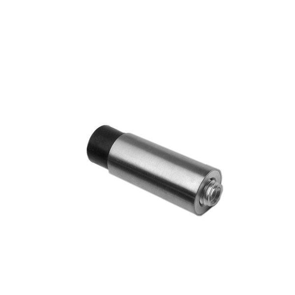 Deurbuffer RVS mat geborsteld 60mm