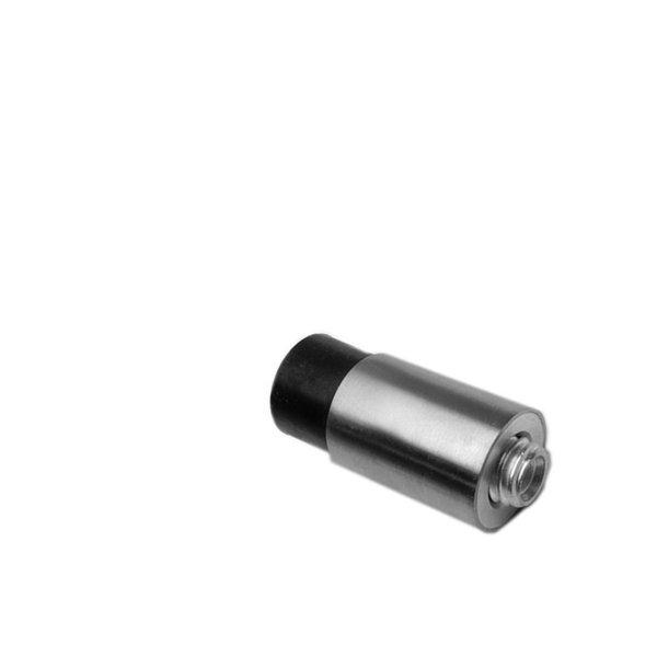 Deurbuffer RVS mat geborsteld 48mm