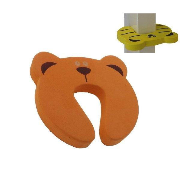 Vingerbeschermer voor deur beer
