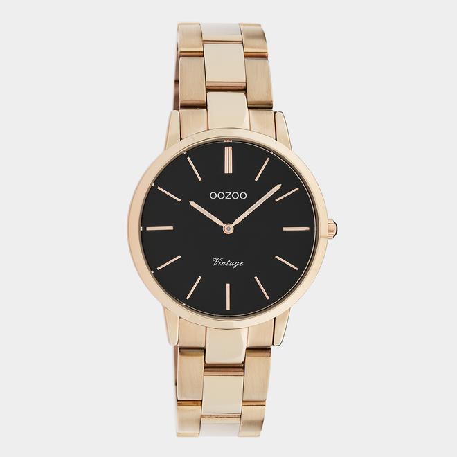 Next Generation - unisex - stainless steel armband rosé goud / rosé goud