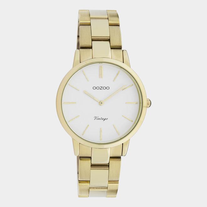 Next Generation - unisex - stainless steel armband goud / goud