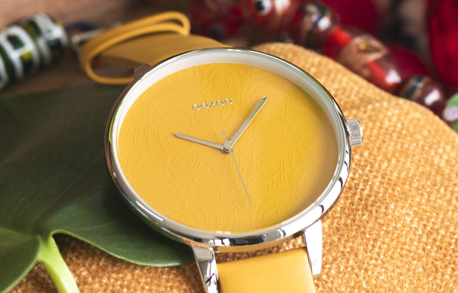 OOZOO Blog - Timepieces Summer Collection 2020