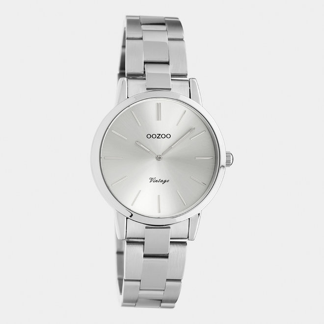 The Next Generation - unisex  - stainless steel bracelet silver  / silver