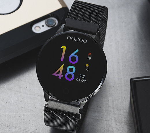 OOZOO Smartwatches – The smart solution for men
