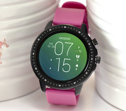 OOZOO Smartwatches - New collection Spring/Summer 2021