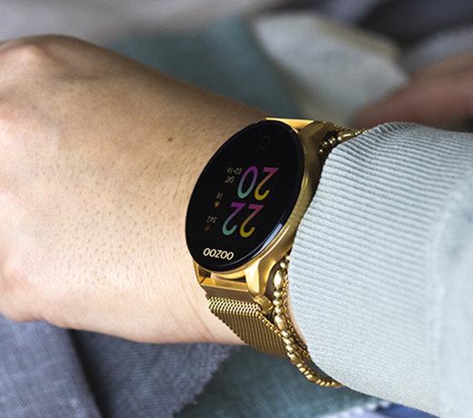 OOZOO Smartwatches – De slimme oplossing voor dames