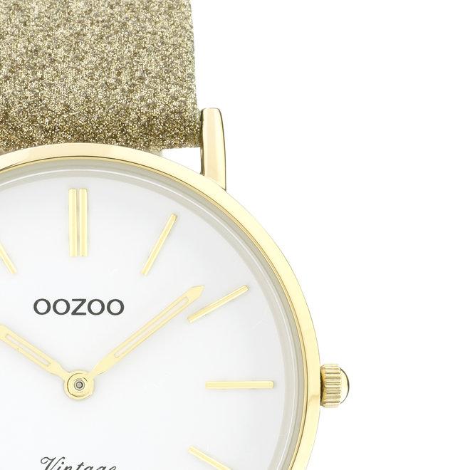 OOZOO Vintage - femmes - en cuir or