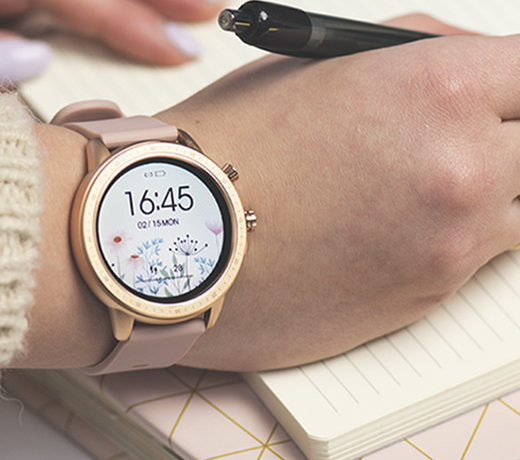 OOZOO Smartwatches – The smart solution for women