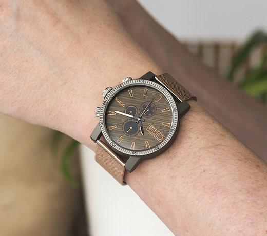 De nieuwste heren designs uit de OOZOO Timepieces collectie!