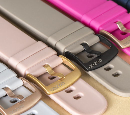 Switch de horlogeband van jouw OOZOO smartwatch!