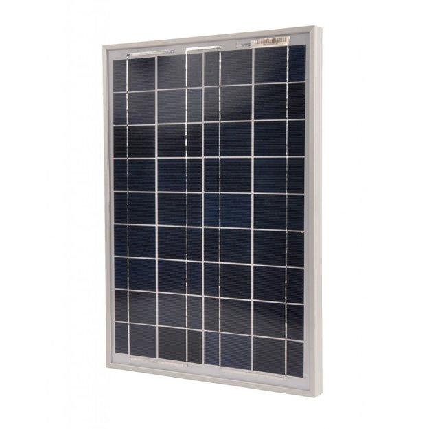 Gallagher  Gallagher Polykristallines Solarmodul 20 Watt mit 2A Regler