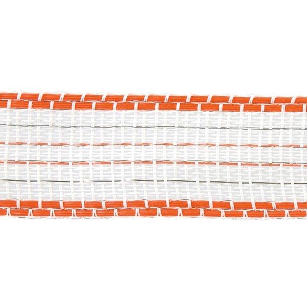 Gallagher  200 m/40 mm Gallagher Weidezaunband TurboLine (weiß)