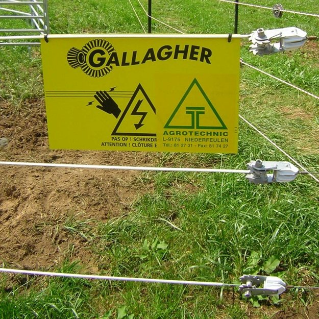 Gallagher  2x Gallagher Draht-/EquiFence-Spannset