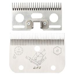 Lister Schermessersatz LI A 2 (23/35 Zähne)
