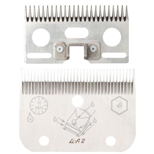 Lister Lister Schermessersatz LI A 2 (23/35 Zähne)
