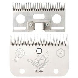 Lister Schermessersatz LI A 6 (24/18 Zähne)