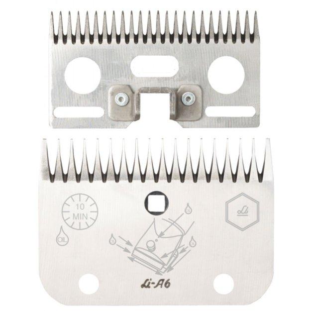 Lister Lister Schermessersatz LI A 6 (24/18 Zähne)