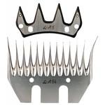 Lister Lister Schermessersatz LI A 54 (4/13 Zähne)