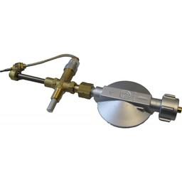 Lister Gasbrenner für ISO-TOP