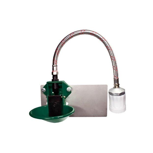 Lister Lister Weidefassanbautränke SB 12 KU WN - grün