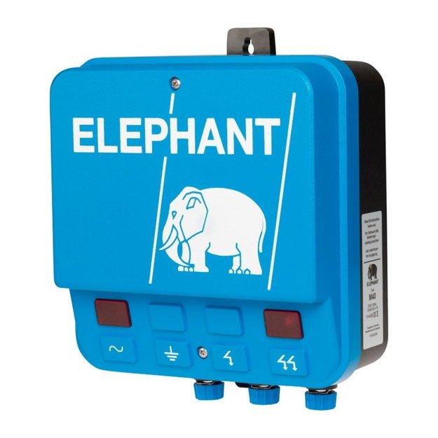 Elephant Elephant Weidezaungerät/Netzgerät M40 (230V)