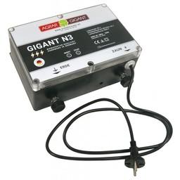 GIGANT N3 Weidezaungerät/Netzgerät (230V)